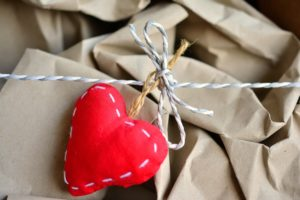 Collection, packaged with love